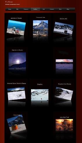 ホームページ Gallery を変更しました。_f0113727_6103123.jpg