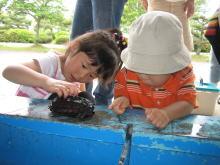 カエルの子はオタマジャクシ_c0113733_2312301.jpg