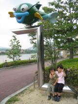 カエルの子はオタマジャクシ_c0113733_23132939.jpg