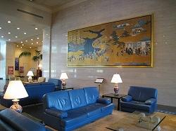 4月 ウェスティンホテル大阪 アマデウス_a0055835_21282218.jpg