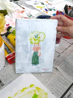 春の週末教室special【5限目】キャンバスに絵を描こう教室_a0017350_22315170.jpg