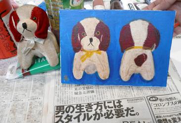 春の週末教室special【5限目】キャンバスに絵を描こう教室_a0017350_22365899.jpg