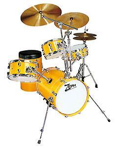 こんなドラムセットも あるんだぁ_d0000476_2240583.jpg