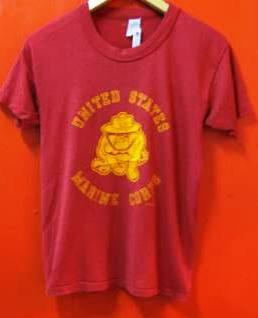 U.S マリンコープ Tシャツ&イカリ プリントT!!_c0144020_17565591.jpg