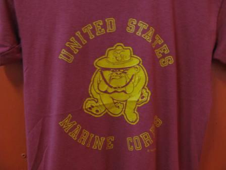 U.S マリンコープ Tシャツ&イカリ プリントT!!_c0144020_1757584.jpg