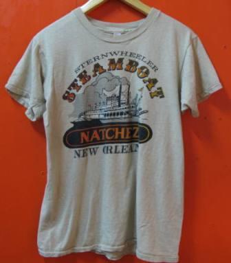 70年代 染み込みプリントTシャツ_c0144020_1759116.jpg
