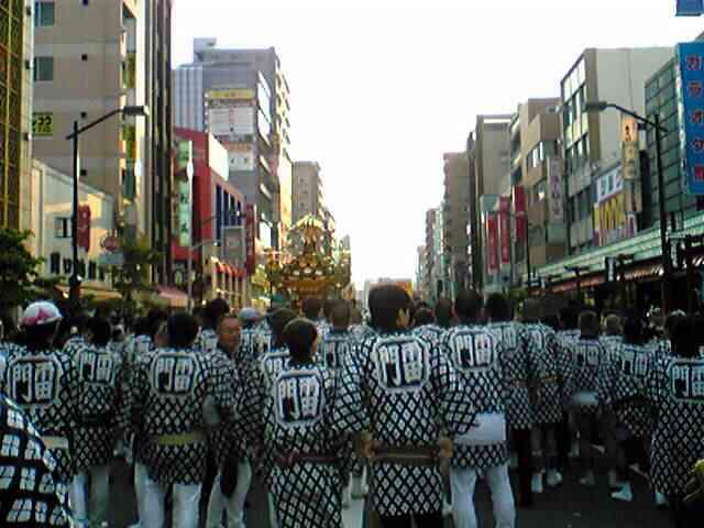 Asakusa Sansha Festival, 浅草 三社祭_e0142585_18543062.jpg