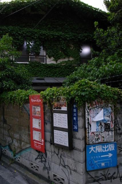 渋谷  東急ハンズ周辺逍遙_b0061717_23534699.jpg
