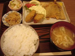 家庭料理 なかよし_c0025217_21241198.jpg