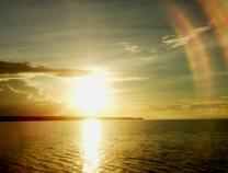 [ダイビング]日の出といっしょに_a0043520_22341756.jpg