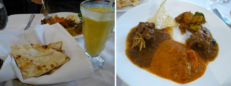 Buffet aroma yuko montreal toronto for Aroma fine indian cuisine toronto