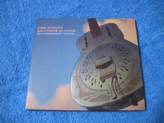 DIRE STRAITS / BROTHERS IN ARMS (20th ANNIVERSARY EDITION SACD-Surround Sound)_c0065426_2181471.jpg