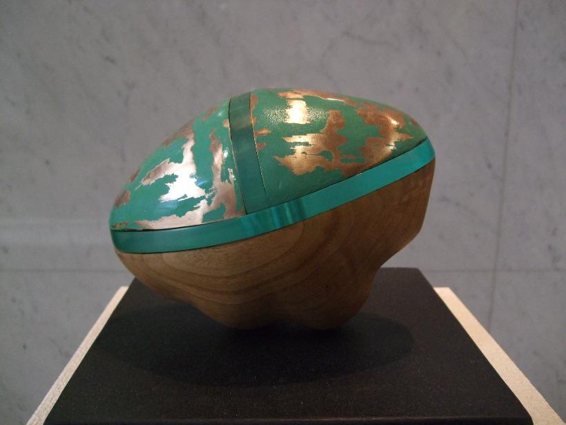 ※)STVエントランス・ホール 「ダム・ダン・ライ彫刻展」 終了・4月28日(月)~5月18日(日) _f0126829_1804750.jpg
