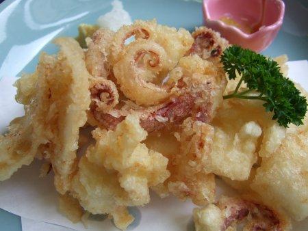 加部島の「かべしま」でイカを食べる!_f0167281_21212142.jpg
