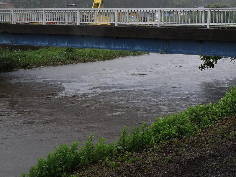 今朝のMFの川は???_b0024798_9324410.jpg
