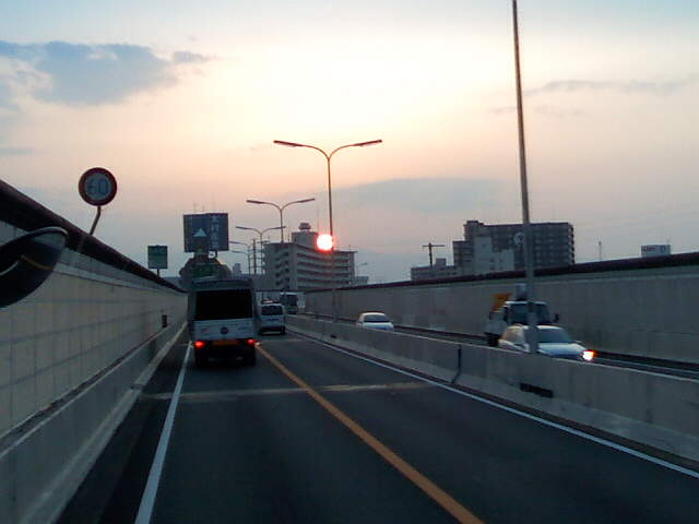 落陽を口ずさみながら_f0054720_0332034.jpg