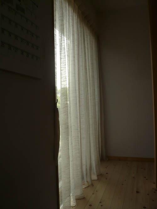大阪府K邸 蚊帳の生地でレースを_c0103137_16243173.jpg