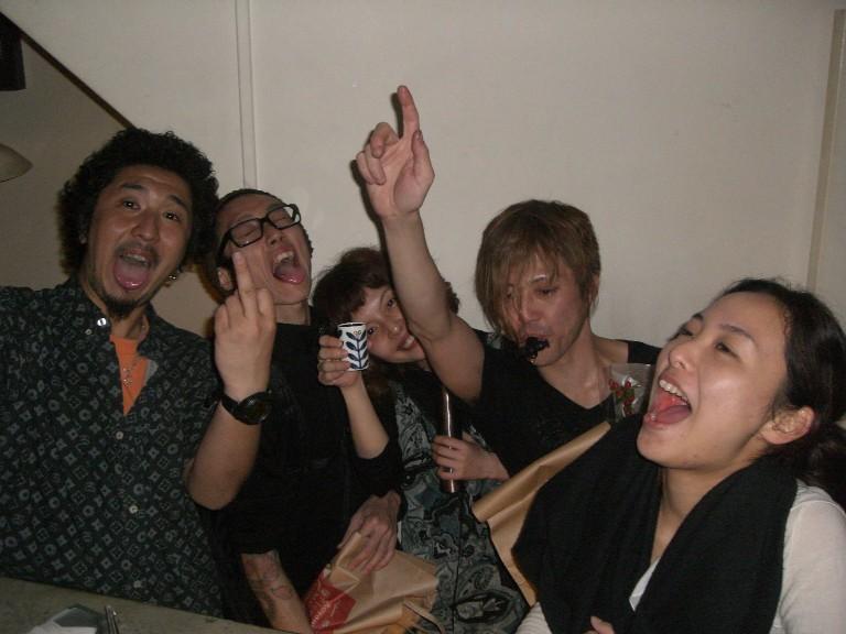 Gyuさんのお誕生日会ご報告!その2_a0083140_0551731.jpg
