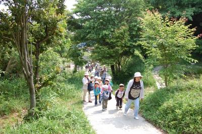 多奈川小学校1・2年生遠足サポート_c0108460_2128476.jpg