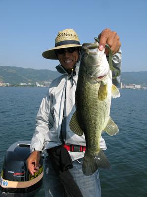 今日は琵琶湖でガイドです。_a0097491_22412022.jpg