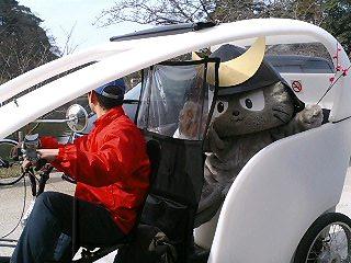 しまさこにゃん♪京都府庁「NPO協働推進フォーラム」出陣!_f0017409_20381027.jpg