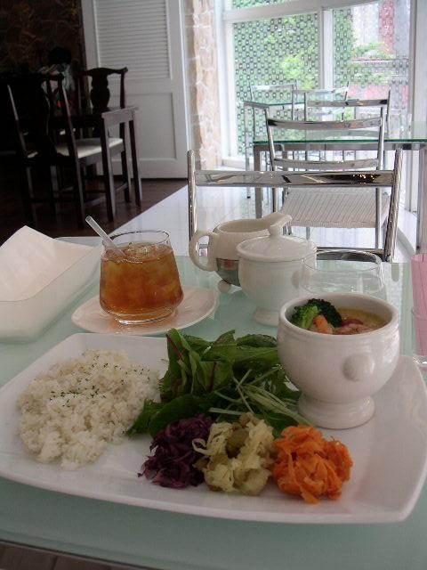 紅茶好きにはお得なランチ 【Tea House COVENT GARDEN】_e0146912_23522024.jpg