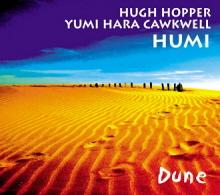 HUMIのデビューアルバム「Dune」_c0129545_112161.jpg