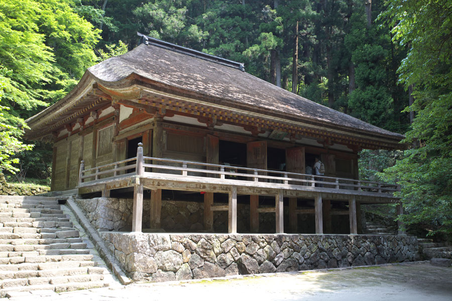 新緑の室生寺(2)_b0043304_1571794.jpg