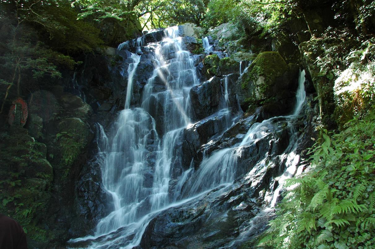 白糸の滝 壁紙写真_f0172619_15495699.jpg