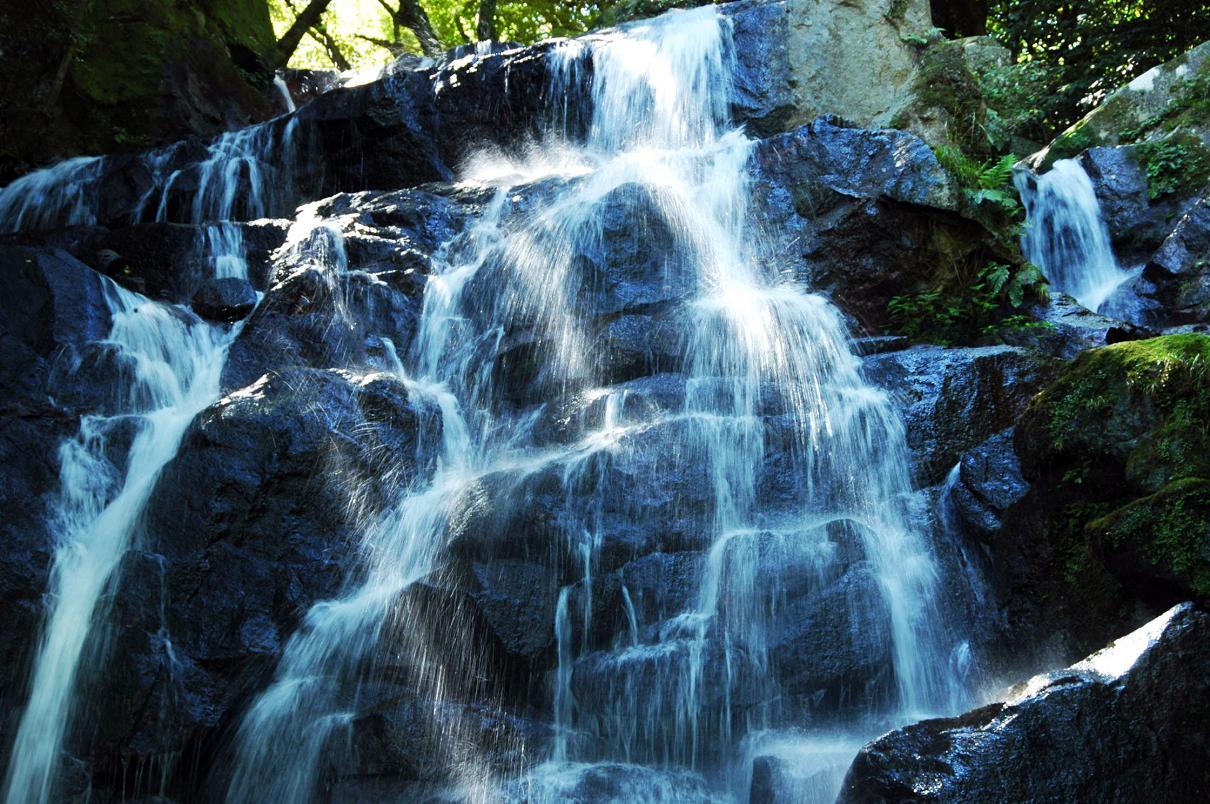 白糸の滝 壁紙写真_f0172619_15502648.jpg
