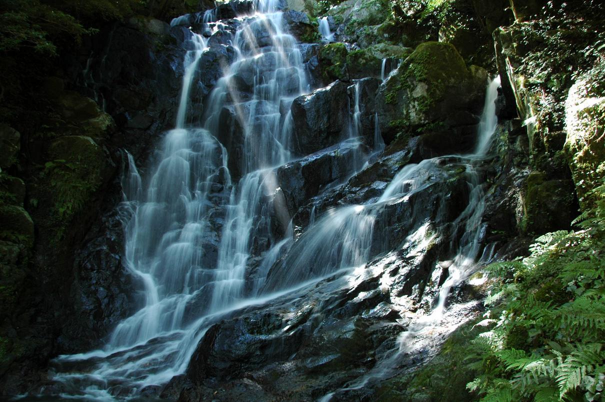白糸の滝 壁紙写真_f0172619_15503975.jpg