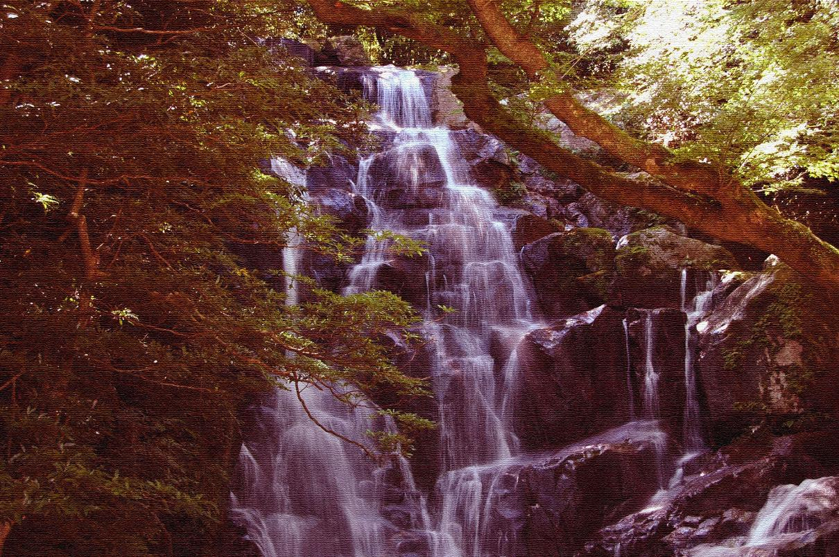 白糸の滝 壁紙写真_f0172619_15511080.jpg