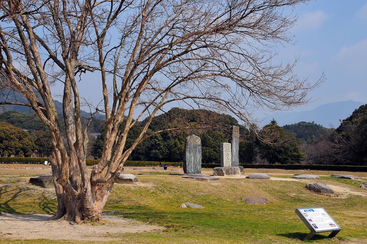 太宰府の歌碑・石碑 壁紙写真_f0172619_1764952.jpg