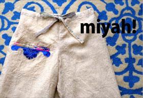 今日から、miyah!展始まっています。_a0089420_15504759.jpg