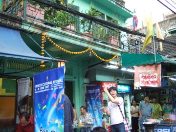 バンコクぐーたら旅行その3-Kathmandu Gallery_b0074921_2201116.jpg