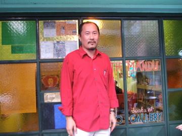 バンコクぐーたら旅行その3-Kathmandu Gallery_b0074921_2304788.jpg