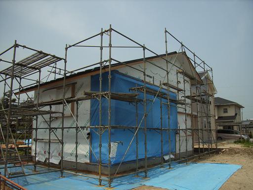Nさんのいえ 外部建具打合せ 2008/5/23_a0039934_1905460.jpg