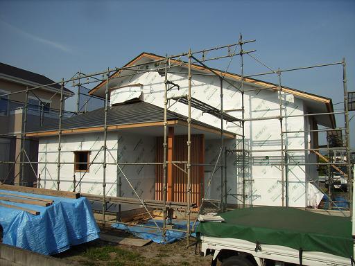 Nさんのいえ 外部建具打合せ 2008/5/23_a0039934_19103761.jpg