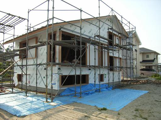 Nさんのいえ 外部建具打合せ 2008/5/23_a0039934_192829.jpg