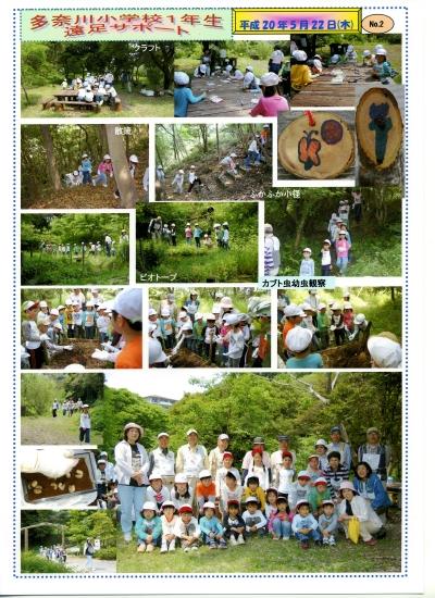多奈川小学校1・2年生遠足サポート_c0108460_1243267.jpg