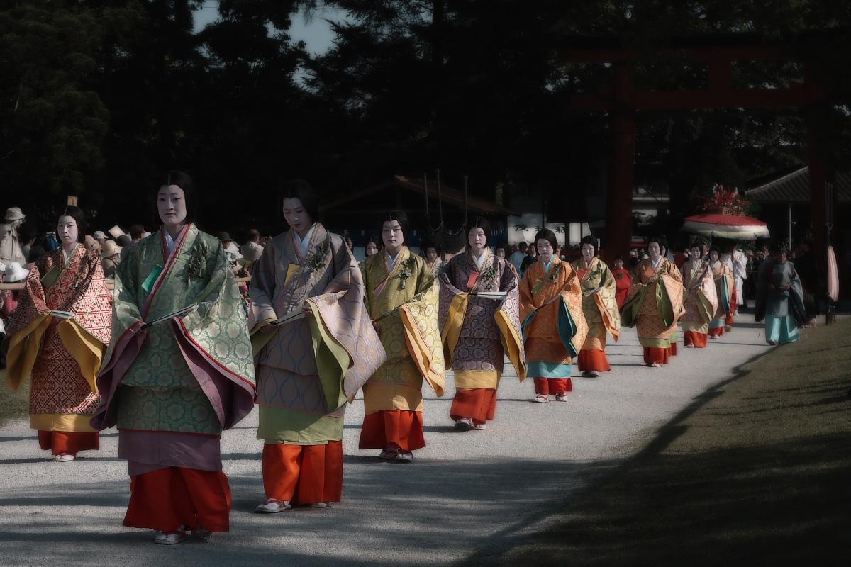 京都 葵祭り 4_f0021869_14134422.jpg