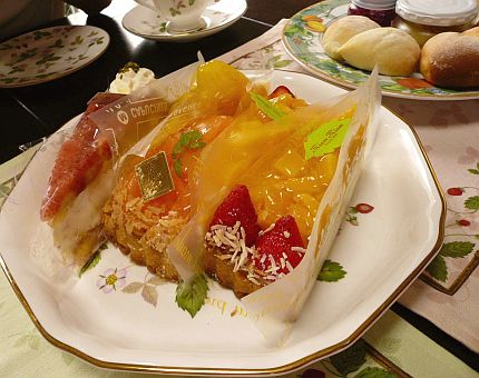 yukiさん宅でお茶会♪_d0078486_62796.jpg