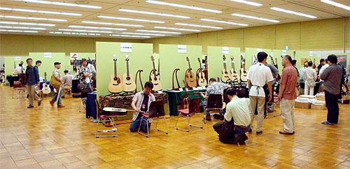 TOKYO ハンドクラフトギターフェス 2008_c0137404_1910118.jpg