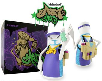 キッドロボット新作の当店発売スケジュールです。_a0077842_21324112.jpg