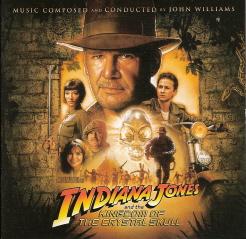 『インディ・ジョーンズ/クリスタル・スカルの王国』オリジナルサウンドトラック_e0033570_19205470.jpg