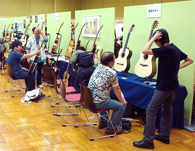 TOKYO ハンドクラフトギターフェス 2008_c0137404_11435391.jpg