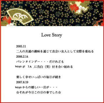 結婚式のプロフィールパンフレット_c0070412_2245295.jpg