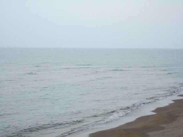 今日の海_c0132732_17584566.jpg