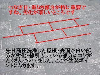 屋根塗装・・プライマー_f0031037_17311640.jpg