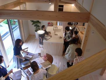3間角プリュース見学会・2日目_d0087595_11172323.jpg